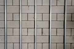 Belägga med metall drywallen dubbar för hemförbättring Royaltyfria Bilder