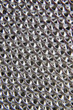 Belägga med metall kopplar ihop Royaltyfria Foton