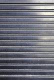 Belägga med metall staket fotografering för bildbyråer