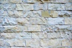 belägga med tegel vägg för seamless sten Royaltyfri Fotografi