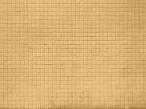 Beläggning för exponeringsglas för sten för Sepiategelplattabakgrund keramisk royaltyfria foton