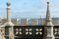 Belém Tower Stock Image