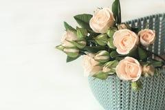 Bel agencement de fleur plan rapproché photos libres de droits