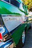 Bel Air Car clássica foto de stock