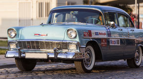 1956 Bel Air Chevrolet Stock Afbeelding