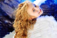 Bel ange Images libres de droits
