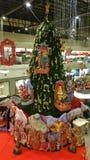 Bel arbre de Noël Images stock
