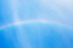 Bel arc-en-ciel Photo libre de droits
