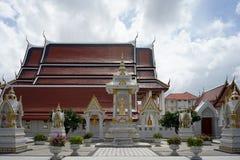 Bel architectural ornemental thaïlandais dans le thaïlandais traditionnel Photos stock