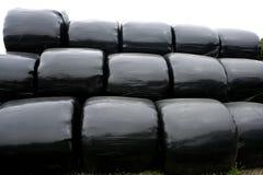 bel czarny zboża pokrywy plastikowy opakunek Obrazy Royalty Free