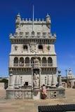 bel de M torre Royaltyfri Bild