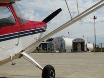 Bel entraîneur acrobatique aérien américain du champion 7GCBC photo libre de droits
