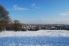 Bel hiver Image stock
