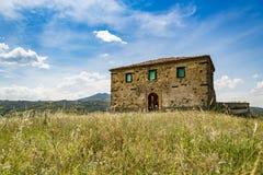 Bel horizontal italien Photographie stock