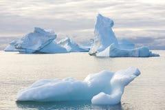 Bel iceberg photographie stock