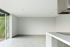 Bel intérieur d'une maison moderne photo libre de droits