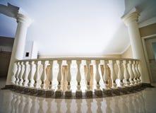 Bel intérieur d'une maison moderne Photographie stock