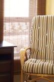 Bel intérieur de chambre à coucher Photographie stock libre de droits