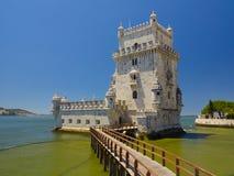 The Belém National Palace, Lisbon, Portugal Stock Images