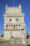 Belém Tower, Lisbon Stock Image