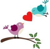 Bel oiseau illustration libre de droits