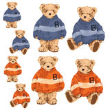 Bel ours Images libres de droits