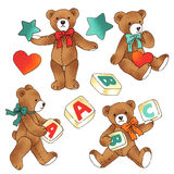 Bel ours Photographie stock libre de droits