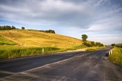 bel siana krajobraz wiejski Obraz Royalty Free