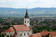 Bela Crkva. Is a town and municipality in the South Banat District of Vojvodina, Serbia Stock Photo