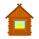Bela domu kreskówka Obraz Stock