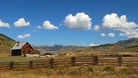 bela kabinowy western obrazy stock