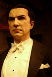 Bela Lugosi Wax Figure Stock Foto's