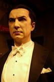 Bela Lugosi Wax Figure Stockfotos