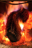 bela przeciwpożarowe zdjęcia stock