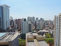 Bela Vista and Consolação Stock Image
