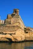 Belagerungs-Monument, Valletta Lizenzfreies Stockbild