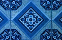belagt med tegel golv Royaltyfria Bilder
