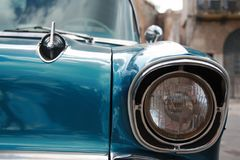 Belair Vintage Car Stock Images