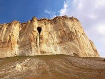 belaja belogorsk κοντά στο skala βράχου Στοκ Φωτογραφίες