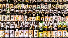Belangeninzameling in Tokyo Royalty-vrije Stock Afbeelding