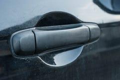 Belangrijke componenten van de autodelen stock afbeeldingen
