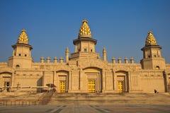 Belangrijke godsdienstige gebouwen Royalty-vrije Stock Fotografie