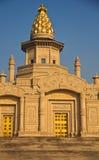 Belangrijke godsdienstige gebouwen Royalty-vrije Stock Afbeeldingen