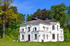 Belarus, Albertin Manor Royalty Free Stock Photo
