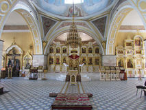 Belarus. The Cathedral city of Mogilyov Belarus Royalty Free Stock Images