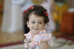 Graduate of a kindergarten stock photography