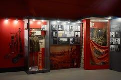 belarus Der Haupteingang zum Krieg-Denkmal Ausstellungen von den Zeiten des zweiten Weltkriegs des Verteidigungs-Museums vom Bres Stockfoto