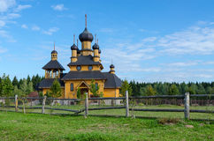 Belarus, Dudutki. Church of the Holy Prophet John  Stock Images