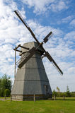 Belarus, Dudutki, windmill Royalty Free Stock Images