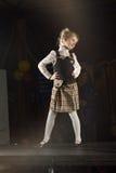 Belarus Fashion Week. Child Fashion Stock Photos